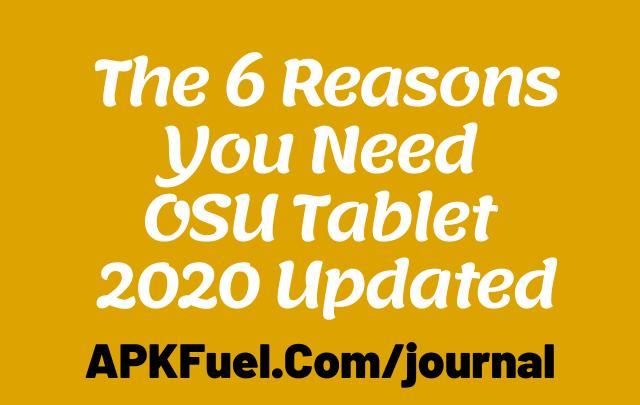 OSU Tablet