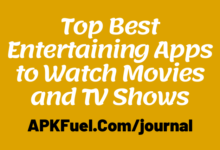 Entertaining Apps to Watch Movies and TV Shows