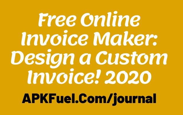 online-invoice-maker