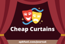 Cheap Curtains