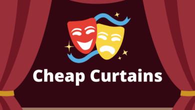 Cheap Curtains