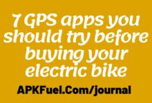 7 GPS apps