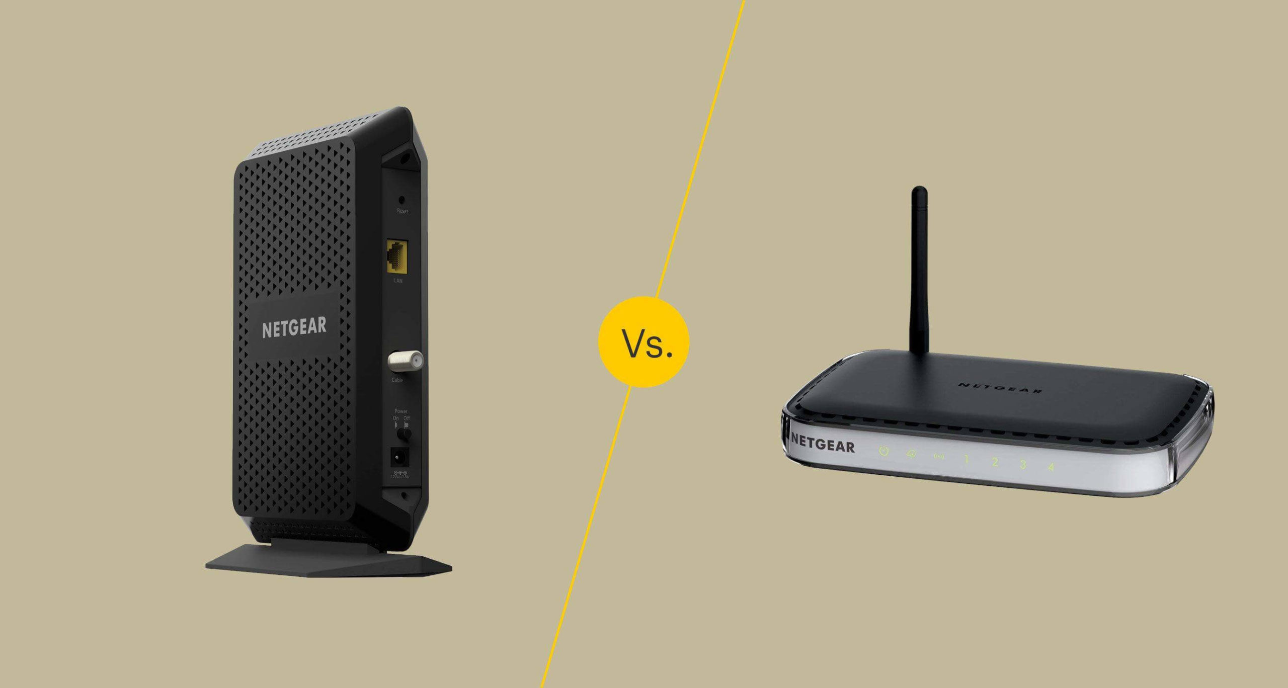 Modems and Routers 1