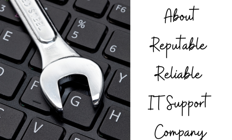 it support guide