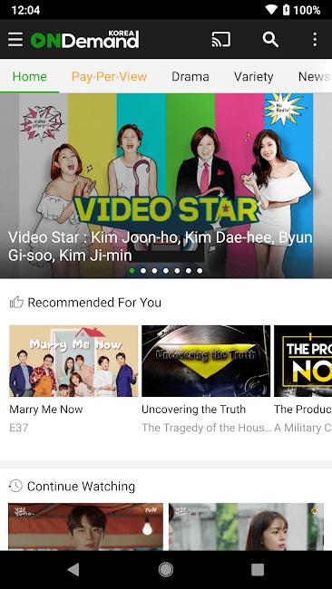 OnDemandKorea for Android – Apk Download 1