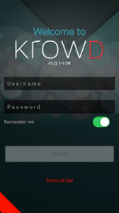 KrowD for Android – APK Download 1