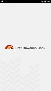 First Hawaiian Bank Mobile 1