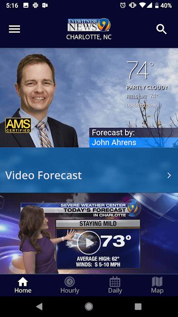 WSOC-TV Weather 2