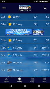 WSOC-TV Weather 5