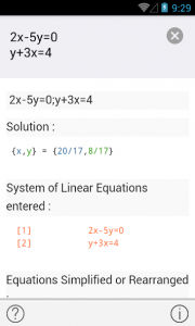 Tiger — Algebra & Maths Solver with Solution 6