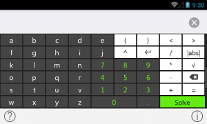 Tiger — Algebra & Maths Solver with Solution 7