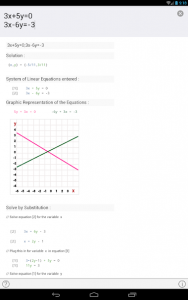 Tiger — Algebra & Maths Solver with Solution 8