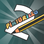 Pinturillo 2 app icon