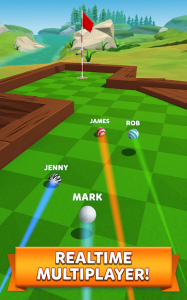 Golf Battle 1