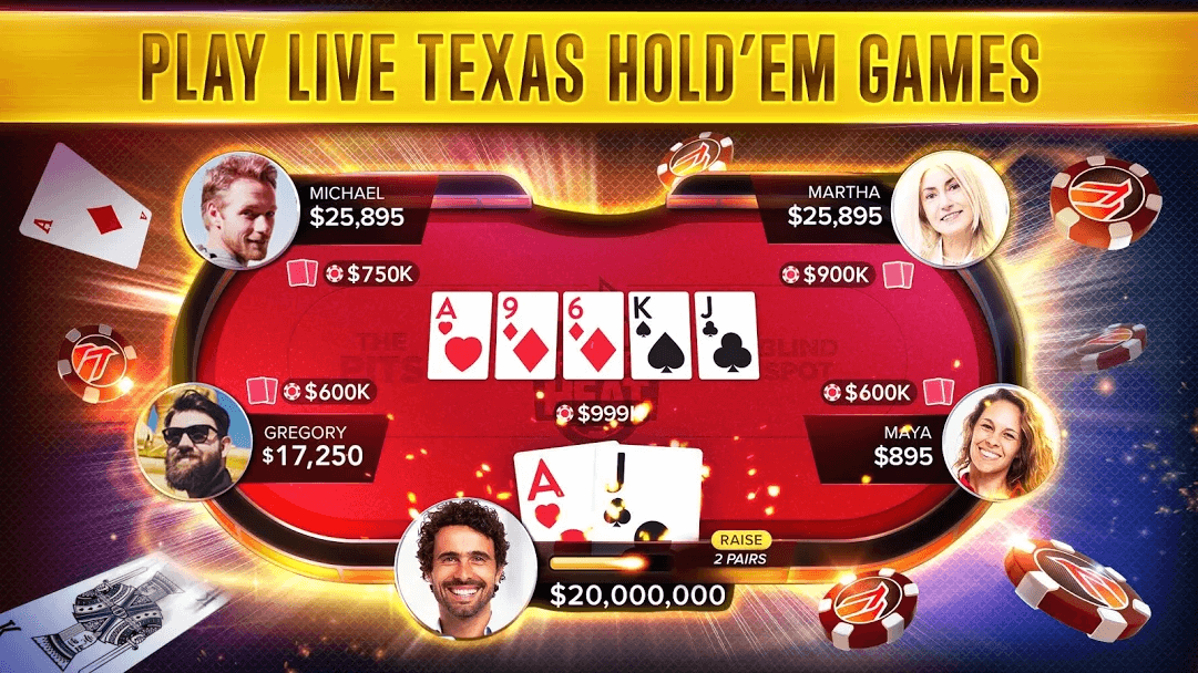 Poker Heat™ – Free Texas Holdem Poker Games 2