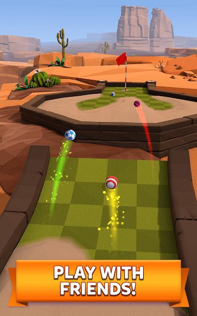 Golf Battle 2