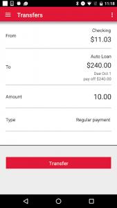 Meritrust CU Mobile Banking 3
