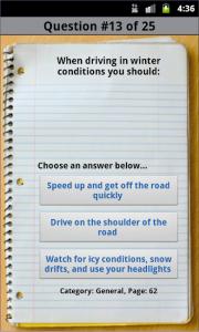 myBMV Driving Test Practice 3