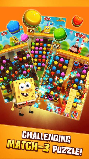 SpongeBob Game Station 4