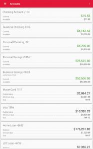Meritrust CU Mobile Banking 8