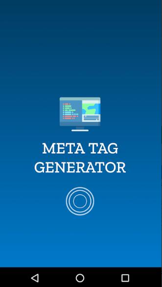 meta tag generator seo app